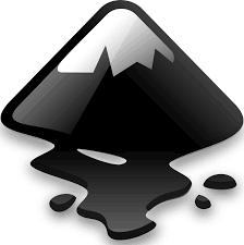 【inkscape】フリーハンド線を使って簡単な図形を書いてみましょう