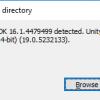 Unity3dでNDKないよのエラーの解決方法/unityバージョン2019.3.2f1
