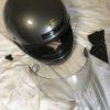 フルフェイスヘルメットFS-205のシールドの交換の仕方